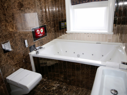 The Homefield Suite Bathroom