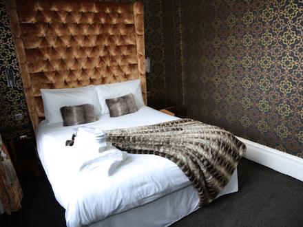 The Homefield Suite Bedroom 2