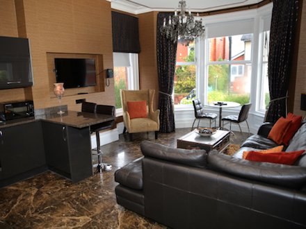 The Homefield Suite Lounge