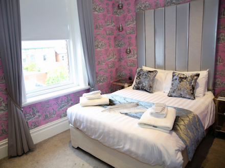 The Primrose Suite Bedroom