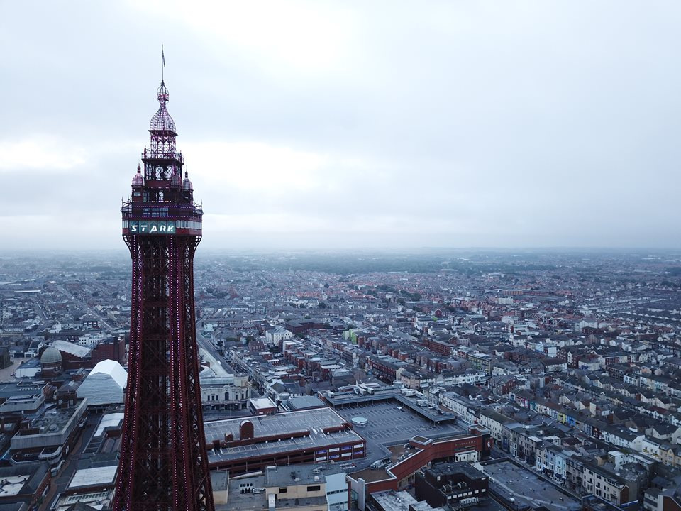 Blackpool Tower - Breck Apartments